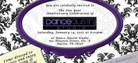Dance Austin Studio One-Year Celebration