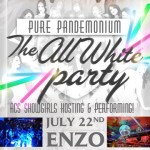 Pure Pandemonium: The All White Party