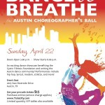 Dance To Breathe: The Austin Choreographer's Ball 2012