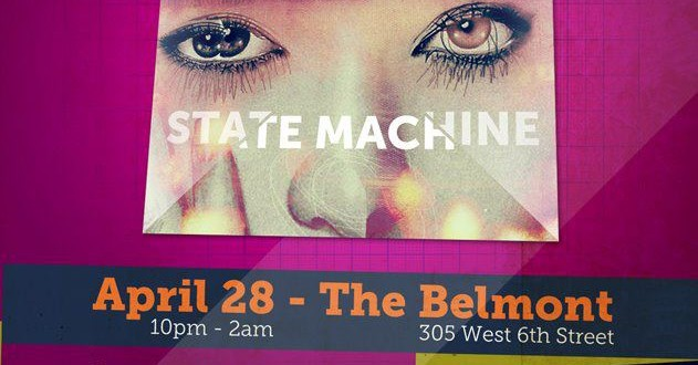 Applied Pressure Presents: NickNack – STATE MACHINE LP Release Party