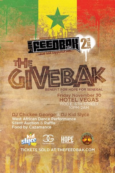 the givebak flyer
