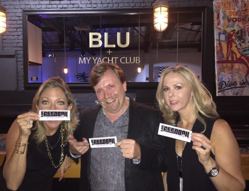 FDBK Ep. 112 – Celebrate Formula 1 at the Blu Party with Ginger, Ian, and Jeannine