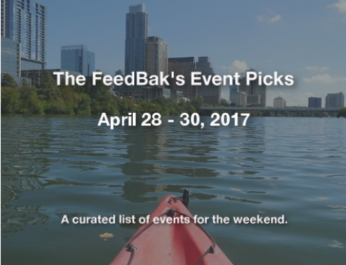 Event Picks for April 28 -30, 2017
