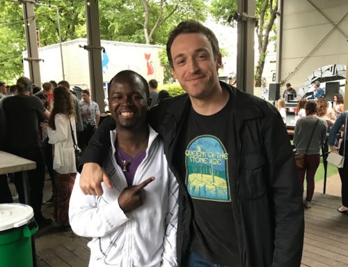FDBK Ep. 137 – Comedy, Austin, and Billions with Dan Soder