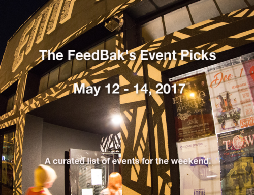Event Picks for May 12 – 14, 2017