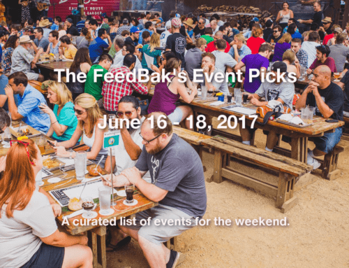 Event Picks for June 16 – 18, 2017