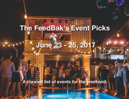 Event Picks for June 23 – 25, 2017