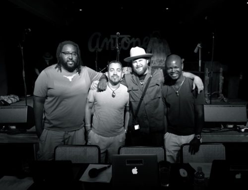 FDBK Ep. 103 – Music Through The Lens with Greg Giannukos Live from Antone's