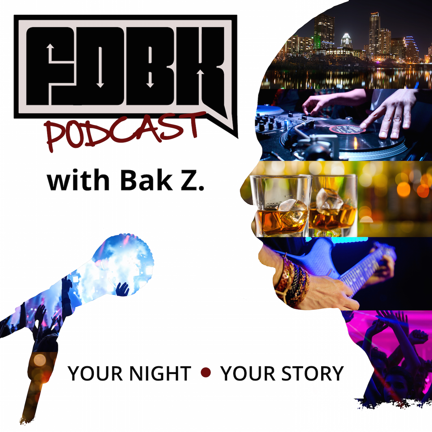 The FeedBak Podcast with Bak Z.